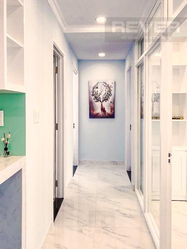 Lobby Cho thuê căn hộ Sunrise Riverside 3PN, tầng trung, diện tích 83m2, đầy đủ nội thất
