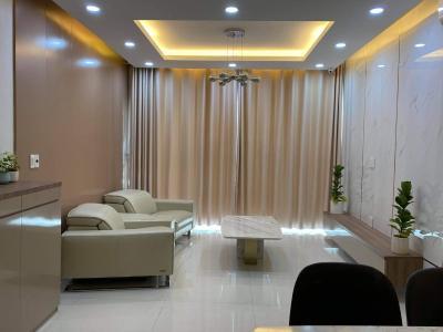 Bán căn hộ Happy Valley thuộc tầng cao, diện tích 99.9m2, đầy đủ nội thất