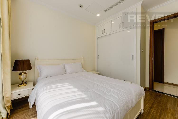 Phòng ngủ 3 Căn hộ Vinhomes Central Park tầng cao, 3PN, đầy đủ nội thất