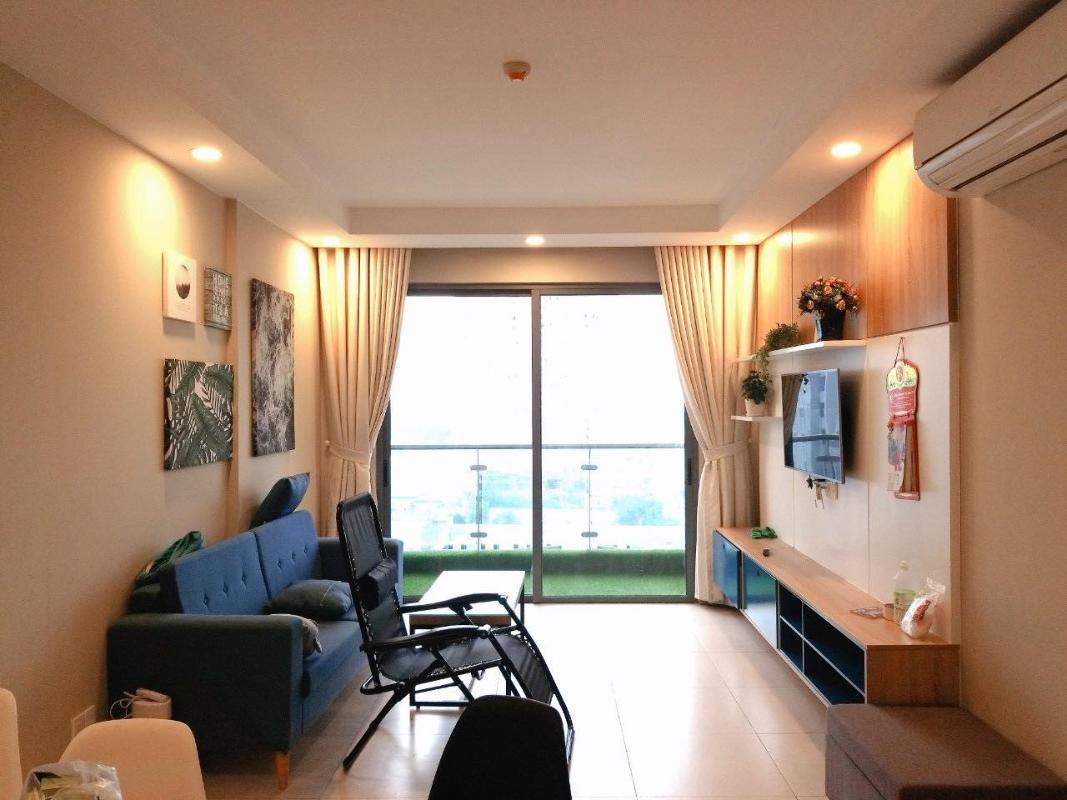 74494676_550615239073986_6006900896082952192_n Cho thuê căn hộ The Gold View 2PN, tháp A, diện tích 80m2, đầy đủ nội thất