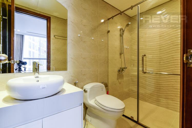 Phòng Tắm 2 Căn hộ Vinhomes Central Park tầng trung, 2PN, nội thất đầy đủ