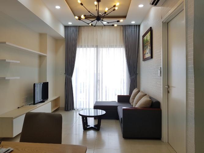 Bán căn hộ Masteri Thảo Điền 2 phòng ngủ, tầng thấp, diện tích 65m2, đầy đủ nội thất