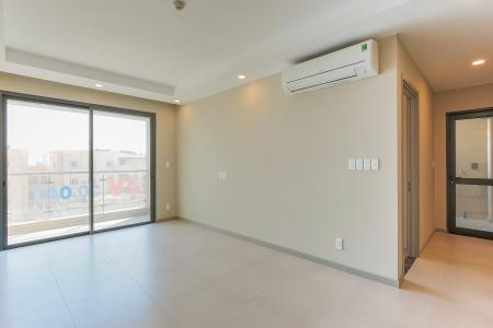 Căn hộ The Gold View 2 phòng ngủ tầng trung A1 nội thất cơ bản