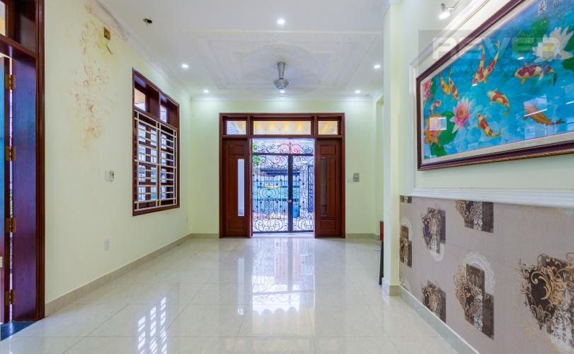 Tổng quan Nhà phố 4 phòng ngủ đường 160 Tăng Nhơn Phú A Quận 9 pháp lý rõ ràng