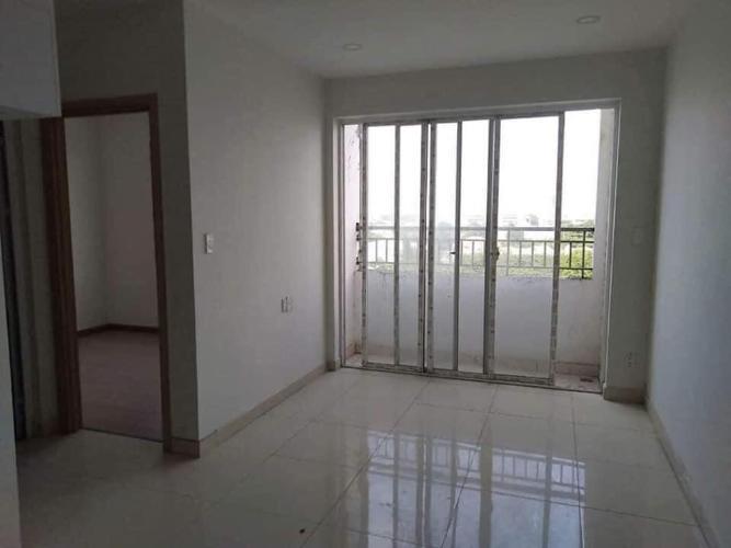 Căn hộ tầng 8 Dream Home Palace nội thất cơ bản, view hồ bơi