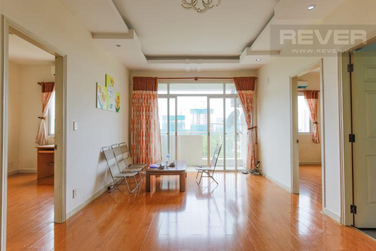 Phòng Khách Căn hộ tầng trung Chung cư Bình Khánh đã có sổ Hồng