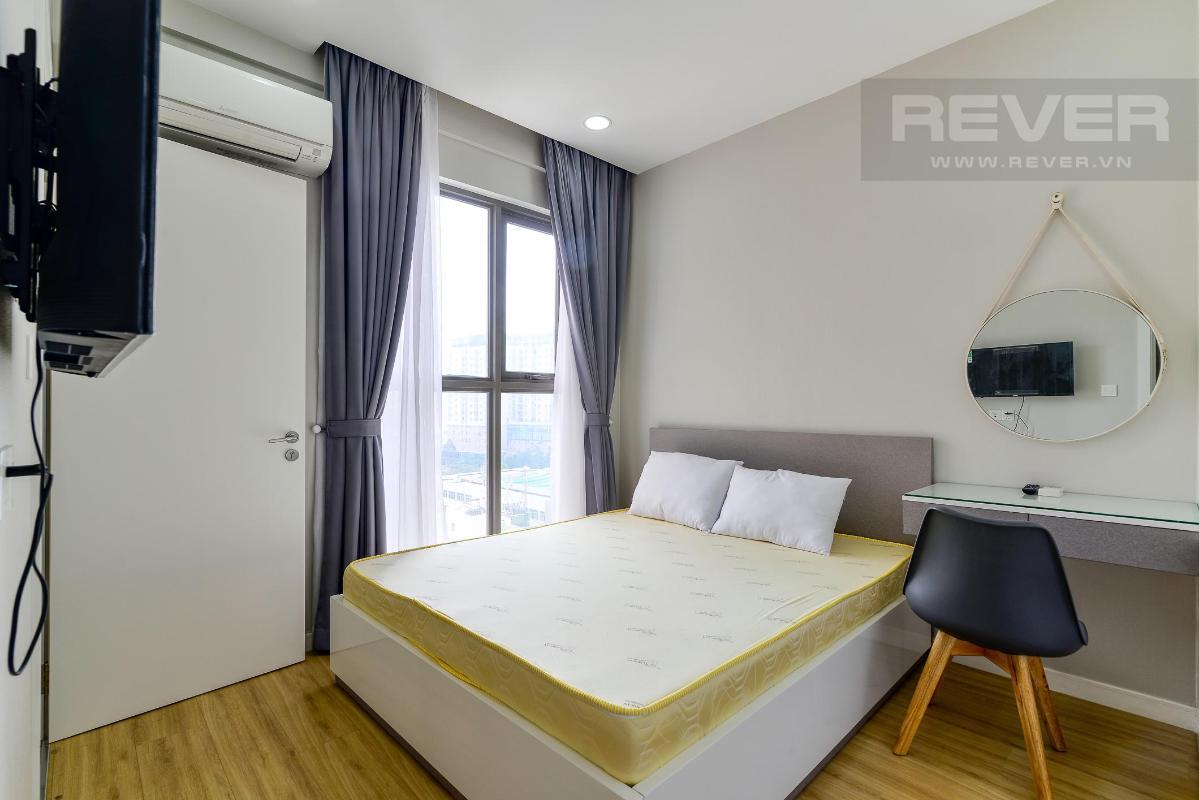 5eb921083978df268669 Cho thuê căn hộ Masteri Millennium 2PN, block A, diện tích 65m2, đầy đủ nội thất, view hồ bơi mát mẻ
