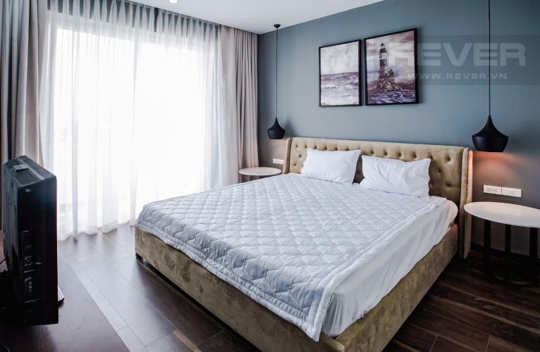 Phòng Ngủ 1 Cho thuê căn hộ Grand View 3 phòng ngủ, đầy đủ tiện ích, view sông