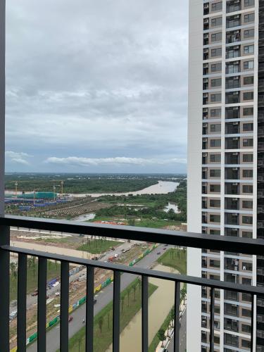View  căn hộ Vinhomes Grand Park Căn hộ Vinhomes Grand Park, view thành phố và nội khu thoáng mát.