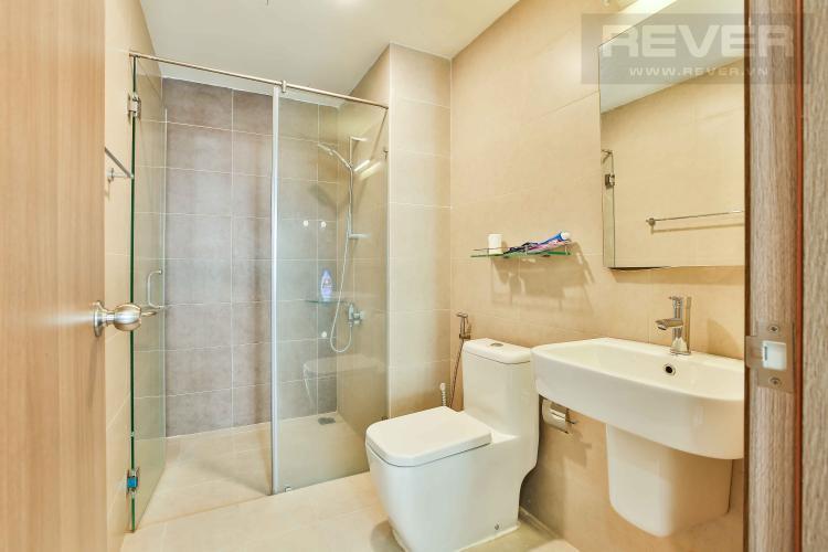 Toilet Cho thuê căn hộ Lexington Residence 1PN, tầng trung, diện tích 45m2, đầy đủ nội thất