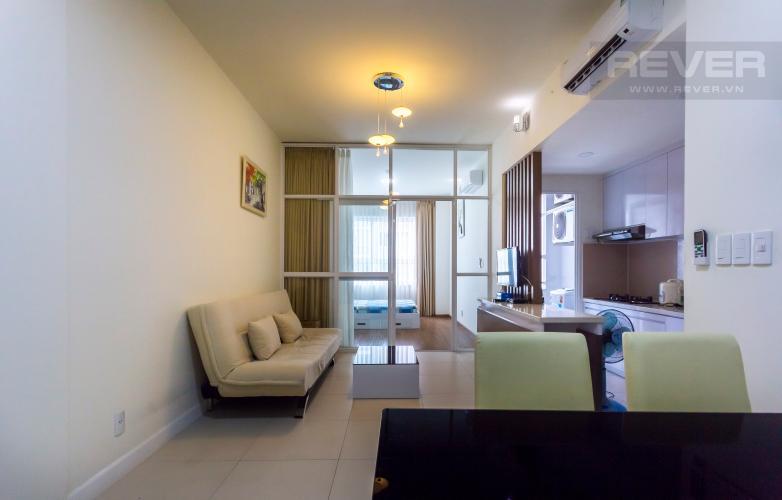 Tổng Quan Bán và cho thuê căn hộ Lexington Residence tầng cao, 1PN, đầy đủ nội thất