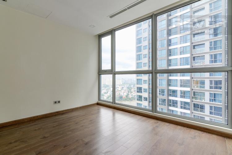 Phòng Ngủ 2 Căn hộ Vinhomes Central Park tầng cao, 3PN, view sông Sài Gòn
