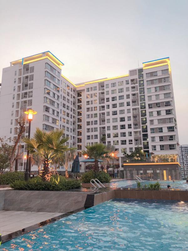 f190964cfe3918674128 Bán căn hộ Orchard Parkview 3 phòng ngủ, tầng trung, diện tích 85m2, đầy đủ nội thất, gần sân bay
