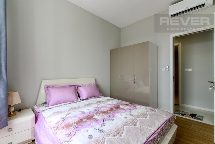 Phòng Ngủ 1 Cho thuê căn hộ Masteri An Phú 2PN, tầng cao, đầy đủ nội thất, view sông thoáng đãng
