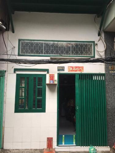 Bán nhà hẻm 5m đường Võ Văn Kiệt pháp lý sổ hồng rõ ràng.