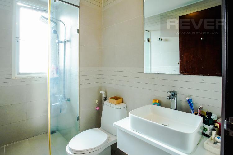 Phòng Tắm 2 Căn hộ Chung cư Phú Mỹ tầng cao, 3PN, nội thất đầy đủ, view hồ bơi