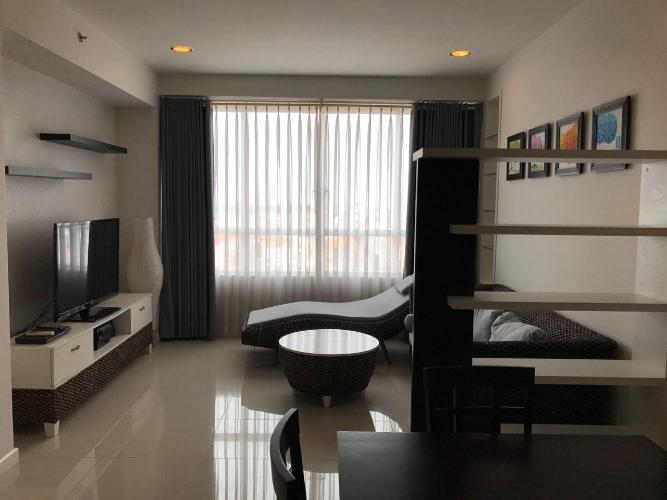 Bán căn hộ tầng trung đầy đủ nội thất dự án Sunrise City - khu South.
