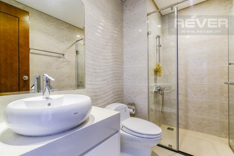Phòng Tắm 2 Căn hộ Vinhomes Central Park 2 phòng ngủ tầng cao C3 nội thất đầy đủ