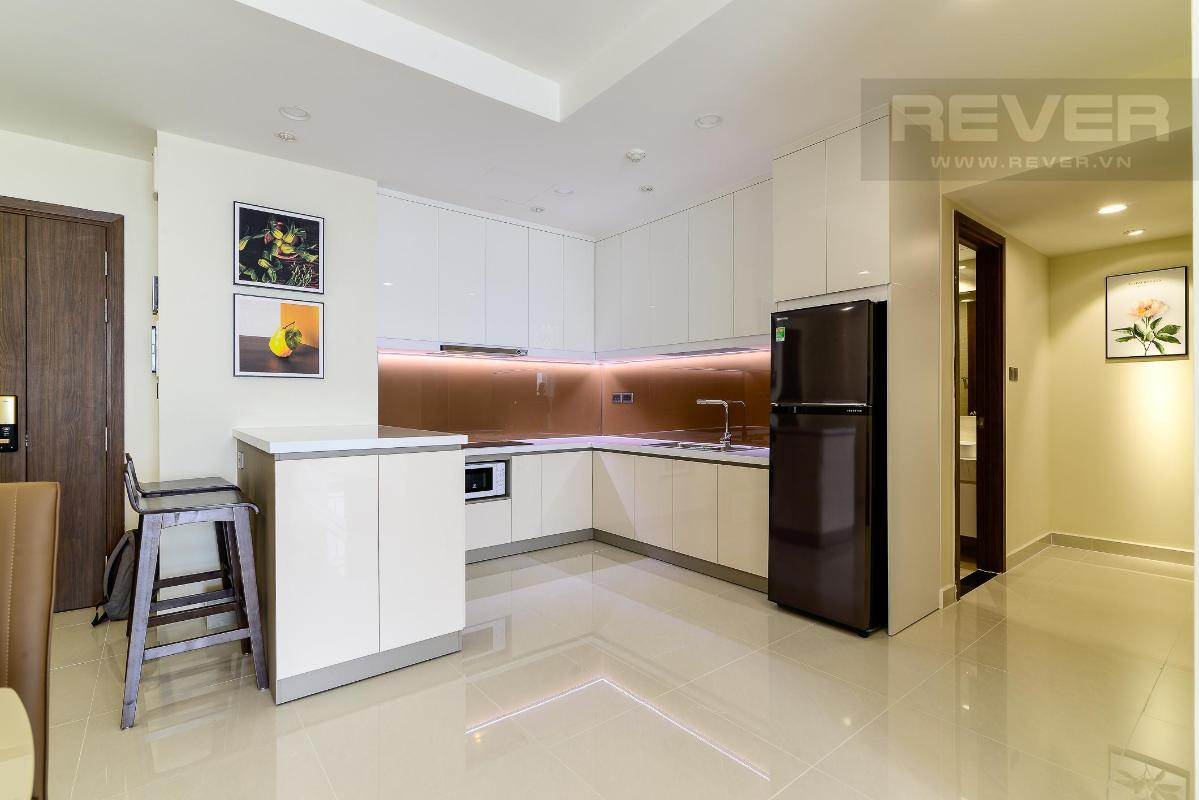 f53d2c996dc48b9ad2d5 Cho thuê căn hộ The Tresor 2PN, tháp TS1, diện tích 86m2, đầy đủ nội thất, view Bitexco và sông Sài Gòn