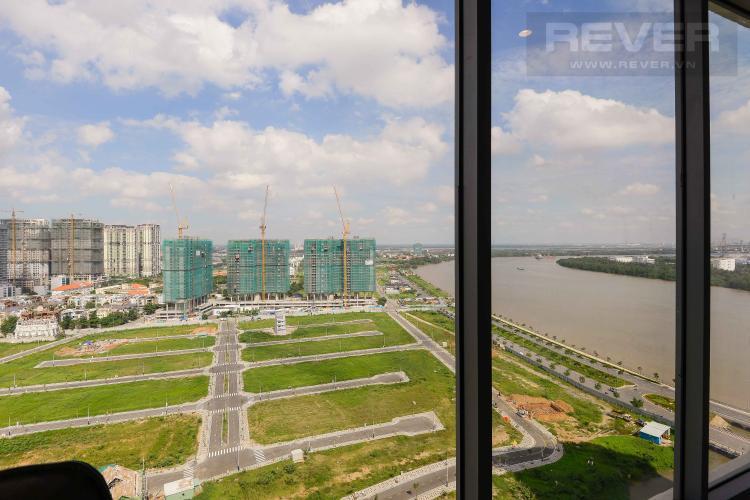 View Bán căn hộ Diamond Island - Đảo Kim Cương 3PN, tầng cao, đầy đủ nội thất, view sông đón gió
