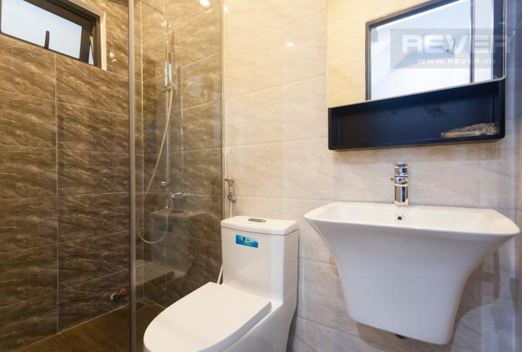 Phòng Tắm Văn phòng cho thuê 1 trệt 3 lầu đường Nguyễn Hữu Cảnh, Bình Thạnh