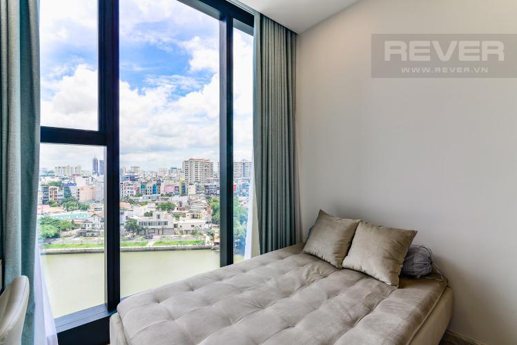 Phòng Ngủ 3 Căn hộ Vinhomes Golden River tầng thấp tòa Aqua4 tầng thấp 3 phòng ngủ view sông