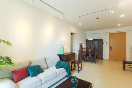 Căn hộ Vista Verde tầng trung, 2PN, nội thất đầy đủ