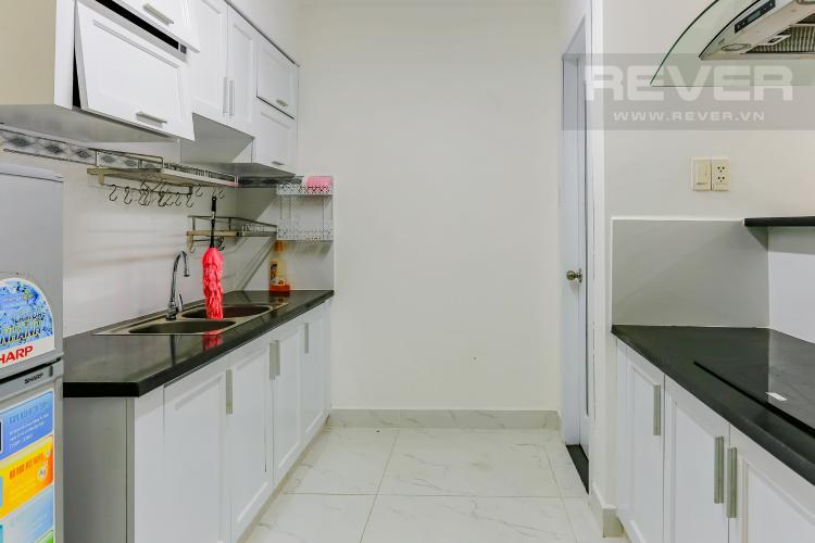 Phòng Bếp Căn hộ Hoàng Anh Thanh Bình 3 phòng ngủ tầng trung full nội thất