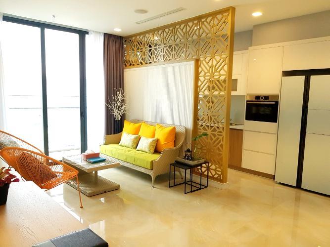 Cho thuê căn hộ Vinhome Golden River 3PN, tháp The Aqua 3, đầy đủ nội thất, view kênh Thị Nghè