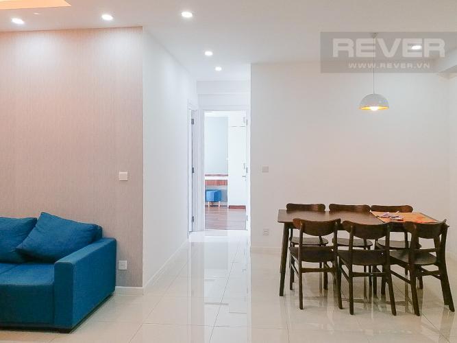 Phòng Ăn Bán căn hộ Estella Heights 2PN, tháp T2, diện tích 97m2, đầy đủ nội thất