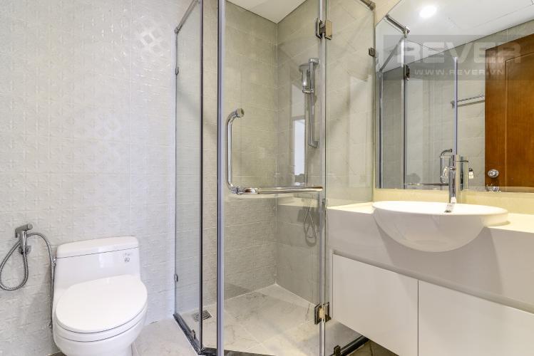 Phòng Tắm 1 Căn góc Vinhomes Central Park 3 phòng ngủ tầng cao L5 view sông