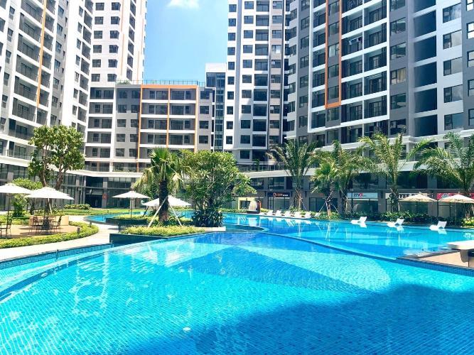 Tiện ích nội khu Safira Khang Điền, Quận 9 Căn hô Safira Khang Điền tầng trung, 2 phòng ngủ, nội thất cơ bản.