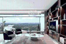 Bên trong căn hộ mẫu dự án Q2 THAO DIEN