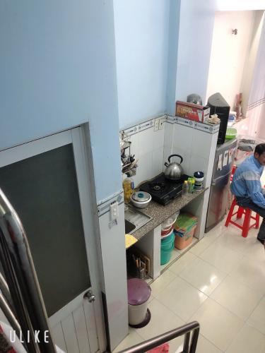 Bán nhà phố đường Cô Giang phường 2 quận Phú Nhuận, 2 phòng ngủ, diện tích đất 16.2m2. diện tích sàn 39.1m2