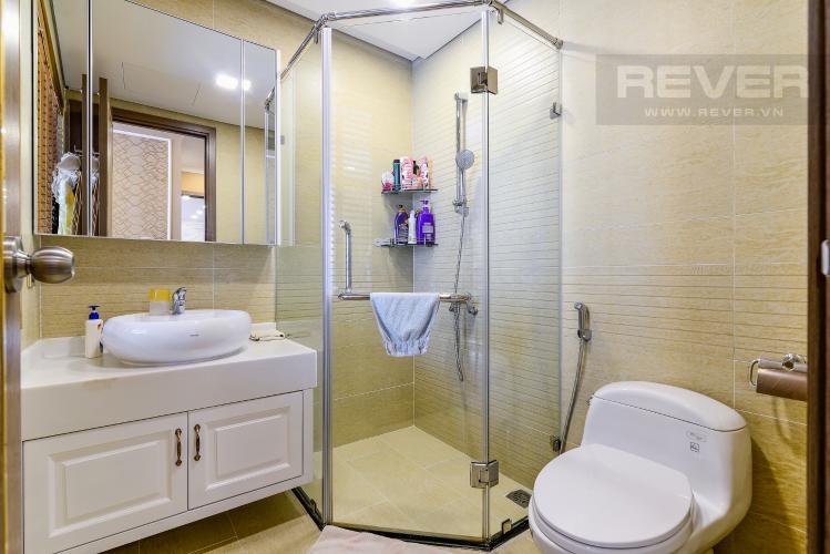 Phòng Tắm Căn hộ Vinhomes Central Park tầng cao, tháp Park 7, 2PN, nội thất đầy đủ