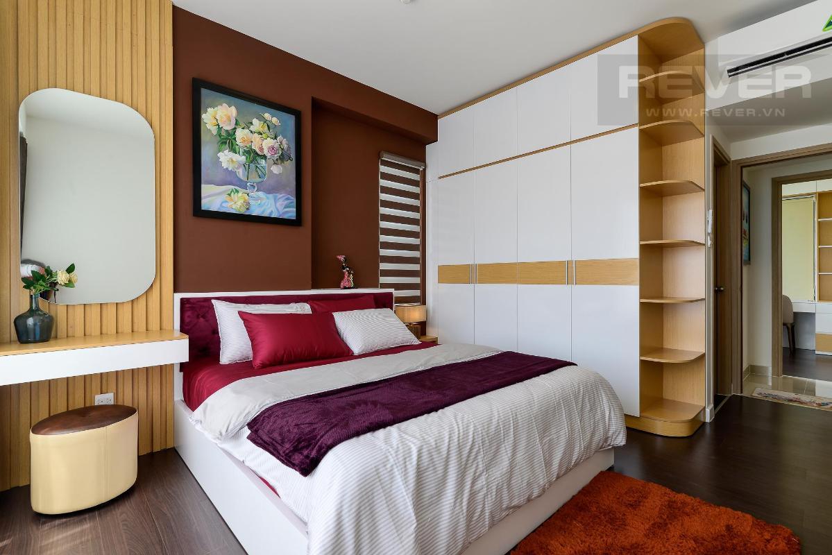 fcc826238f5b6905304a Bán hoặc cho thuê căn hộ The Sun Avenue 3PN, tầng thấp, block 3, đầy đủ nội thất, hướng Tây Nam