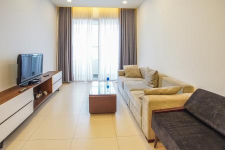 Cho thuê căn hộ Lexington Residence 2PN, tháp LA, đầy đủ nội thất, view đại lộ Mai Chí Thọ