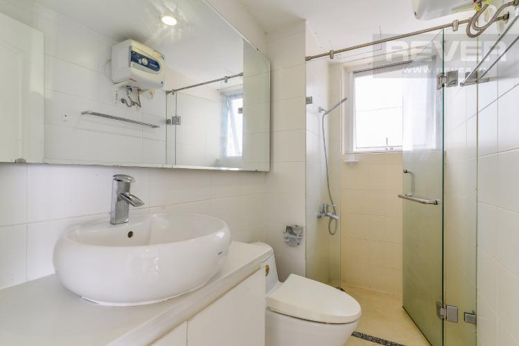 Phòng Tắm 1 Căn hộ Riverside Residence 2 phòng ngủ tầng trung tháp D view sông