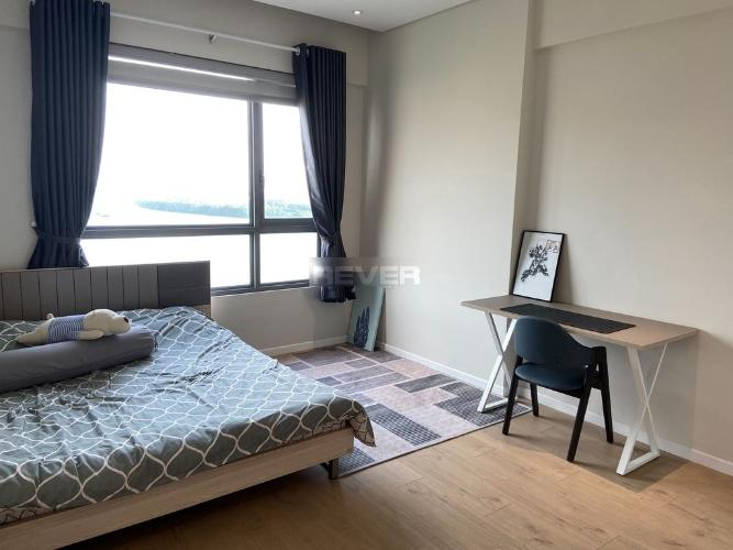 Phòng ngủ căn hộ Đảo Kim Cương, Quận 2 Căn hộ Đảo Kim Cương hướng Tây Bắc, đầy đủ nội thất tiện nghi.