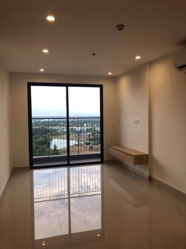Phòng ngủ căn hộ Vinhomes Grand Park Căn hộ tầng cao Vinhomes Grand Park nội thất cơ bản, view sông.
