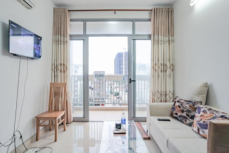 Bán căn hộ Luxcity tầng trung, 2PN, đầy đủ nội thất, view đẹp