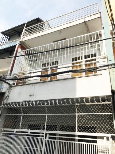 Bán nhà hẻm Q. Bình Thạnh, diện tích 4x12m, không gian thoáng mát.