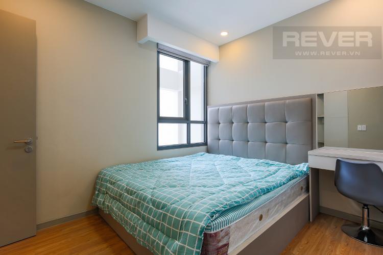 Phòng Ngủ 1 Căn hộ The Gold View 2 phòng ngủ tầng cao tháp B nội thất có sẵn