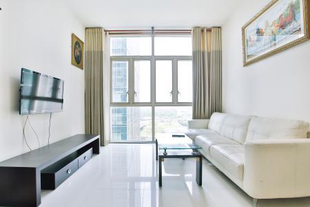Căn hộ The Vista An Phú 2 phòng ngủ tầng thấp T3 view nội khu