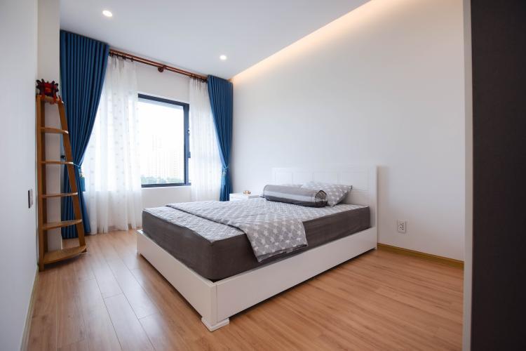 Phòng Ngủ 1 Căn hộ New City Thủ Thiêm tầng thấp, tòa Babylon gồm 2 phòng ngủ, nội thất đầy đủ
