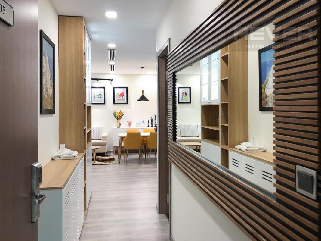 a104d1c6f44912174b58 Bán căn hộ 1 phòng ngủ Vinhomes Central Park, tháp Park 1, đầy đủ nội thất