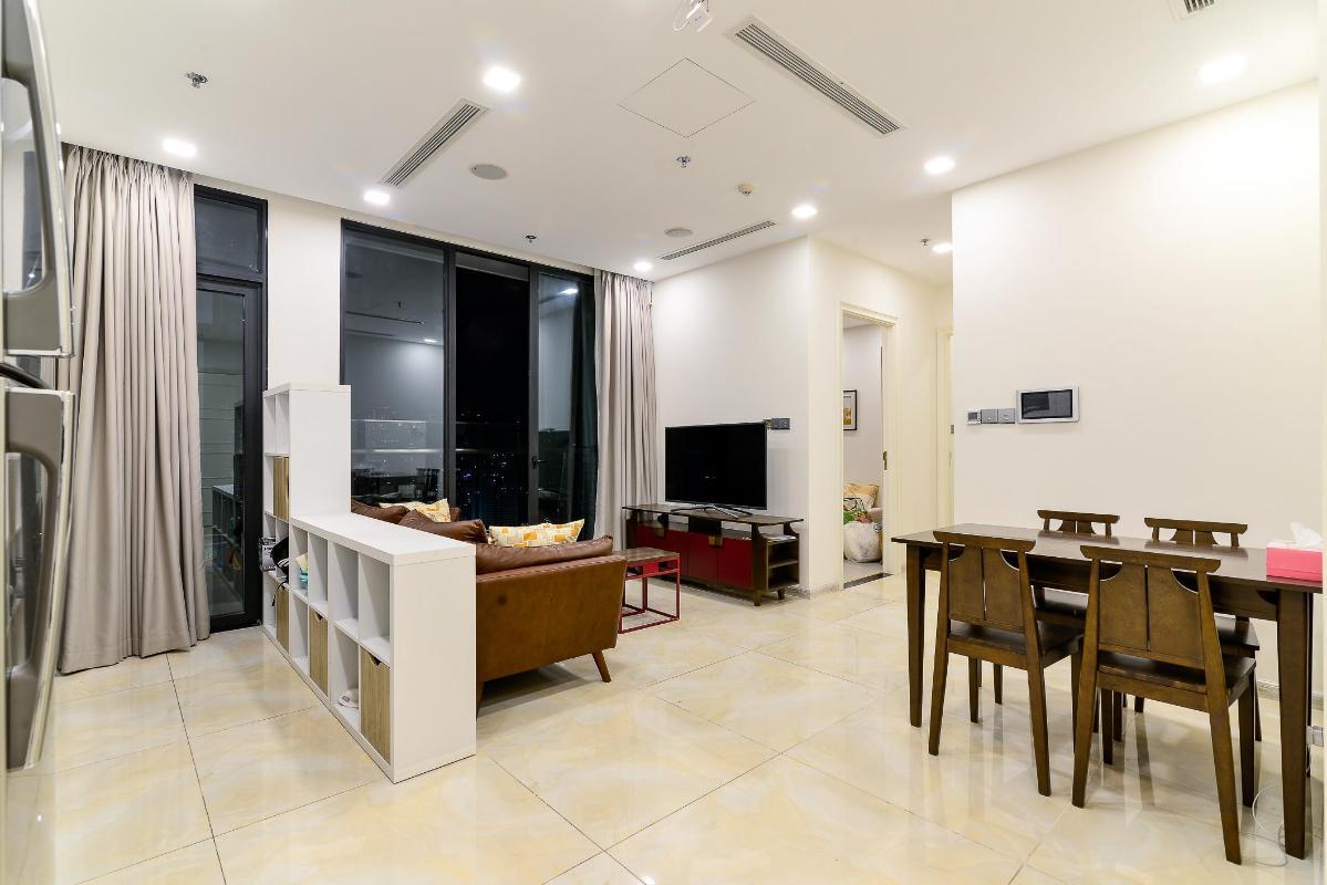 15eaaa9783da65843ccb Cho thuê căn hộ Vinhomes Golden River 2PN, tháp The Aqua 3, đầy đủ nội thất, view thành phố rộng thoáng