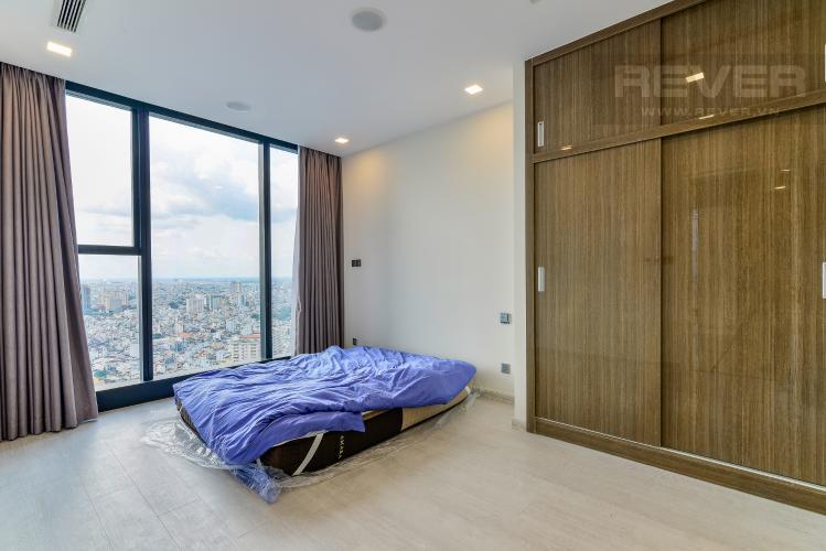 Phòng Ngủ 1 Bán căn hộ Vinhomes Golden River tầng cao, tháp The Aqua 4, view ngắm thành phố