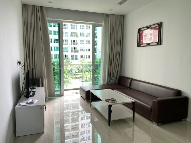 Phòng khách Sadora Apartment, Quận 2 Căn hộ Sadora Apartment view nội khu, đầy đủ nội thất.