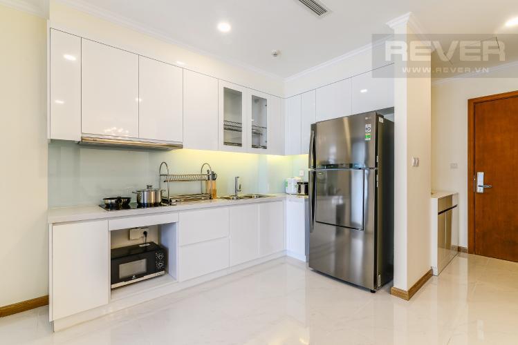 Nhà Bếp Bán căn hộ Vinhomes Central Park 2PN, đầy đủ nội thất, có thể dọn vào ở ngay